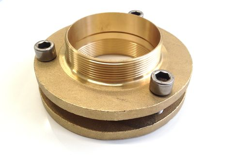 Flange adjustable 3""